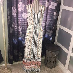 🔥🍀 Lucky Brand maxi dress